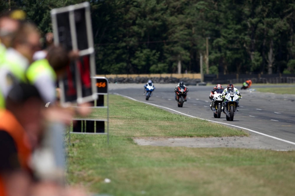 2014 New Zealand Superbike Championship round one