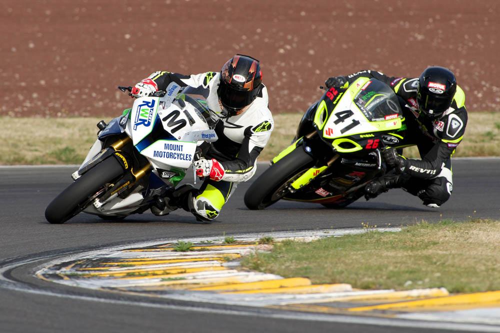 2014 New Zealand Superbike Championship round three