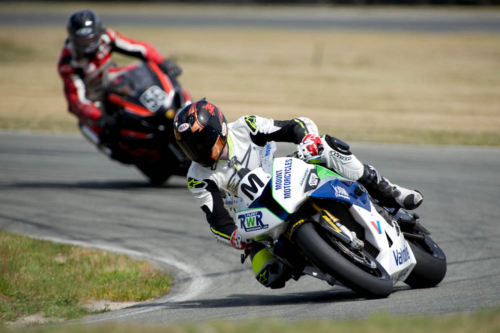 2014 New Zealand Superbike Championship round two